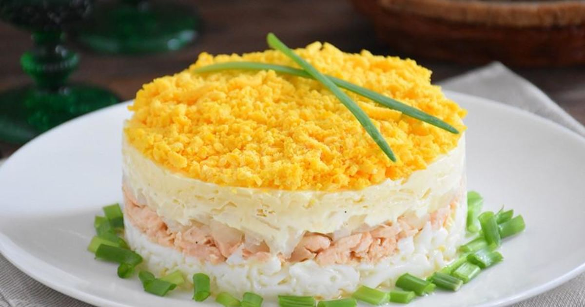 салат мимоза нежный рецепт с фото при выборе хостинга