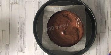 шоколадный торт на раз два три