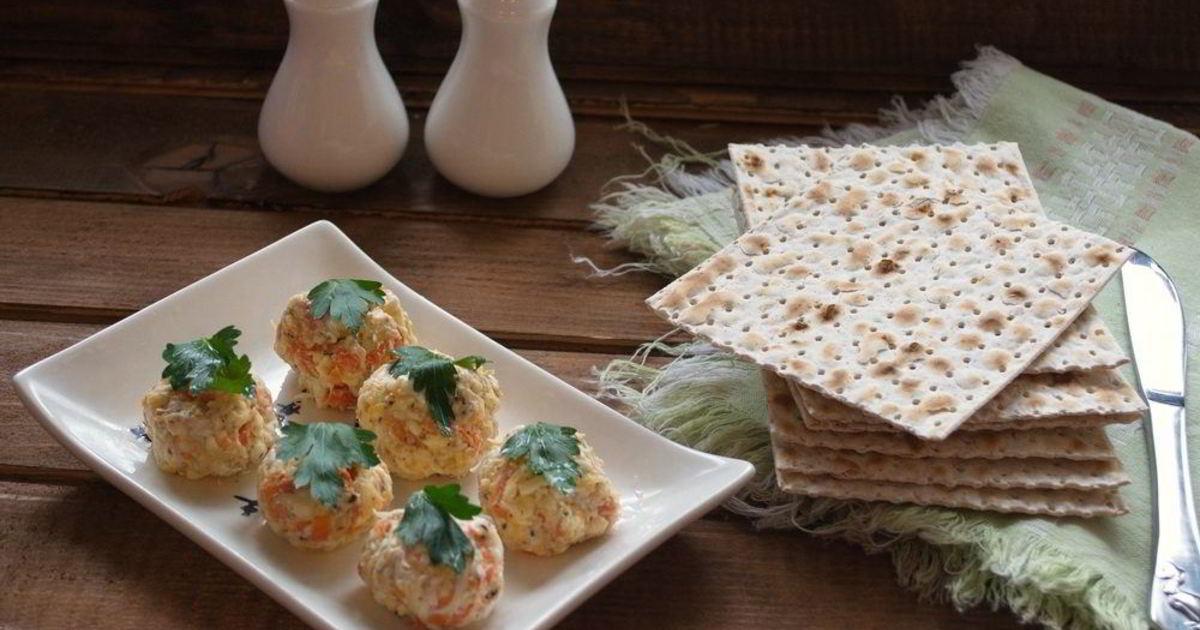 простая еврейская кухня с фото рецептами